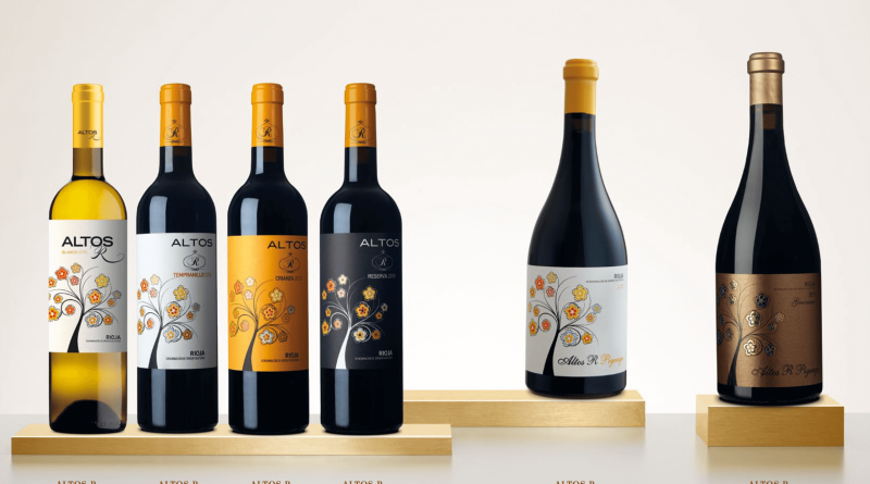 Altos de Rioja suma siete nuevas medallas en los 'International Wine Awards 2017'