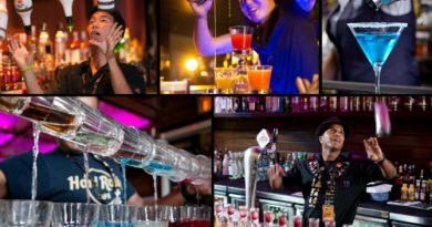 Hard Rock Café celebra un año más la competición de bartenders