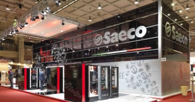 El stand de Saeco ha tenido un gran éxito de asistencia en la última edición de Vendibérica