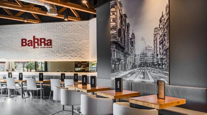 BaRRa de Pintxos incrementa un 30% la facturación de sus establecimientos gracias al cambio de imagen