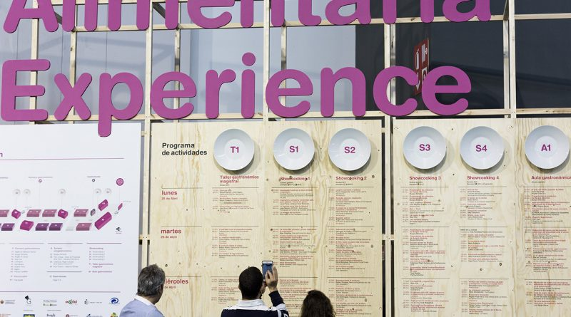 Alimentaria y Hostelco sirven las últimas innovaciones en gastronomía y restauración