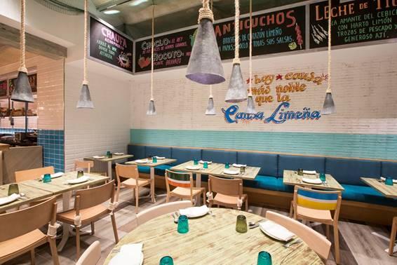 4Retail ejecuta la construcción integral del nuevo restaurante Yakumanka by Gastón Acurio