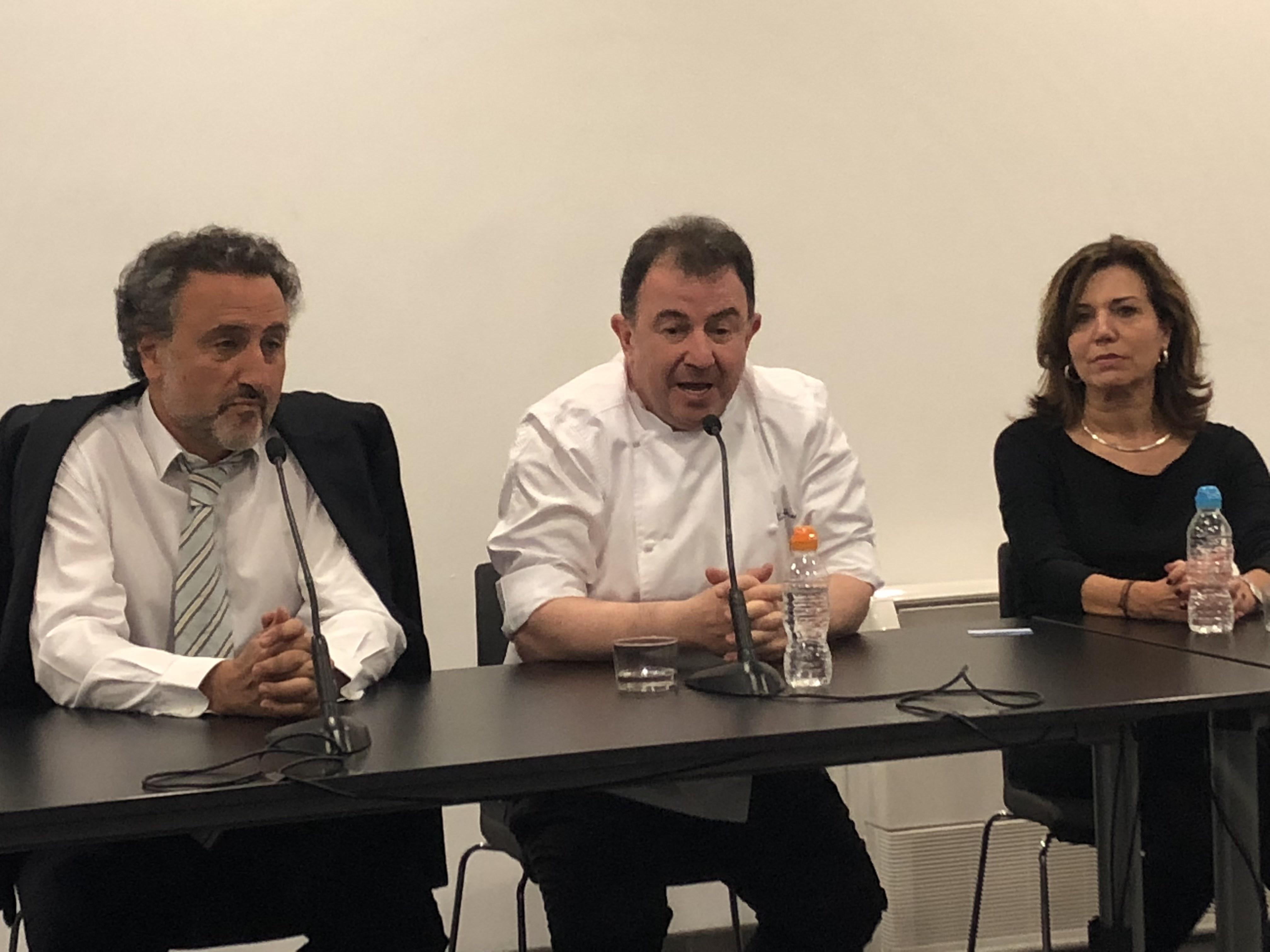 """Martín Berasategui: """"Siempre estoy en un constante camino de mejora e innovación"""""""