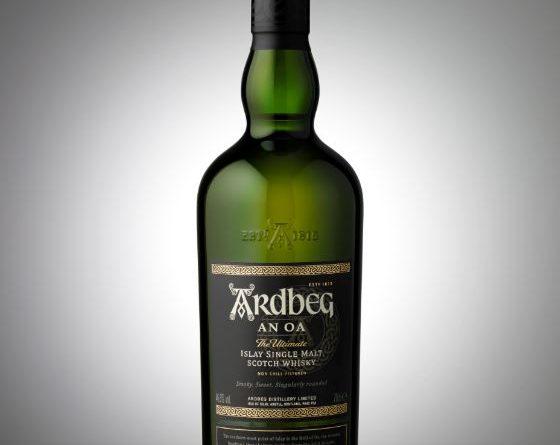 Ardbeg presenta An Oa, el single malt más ahumado, dulce y redondeado de la destilería del grupo LVMH en Islay