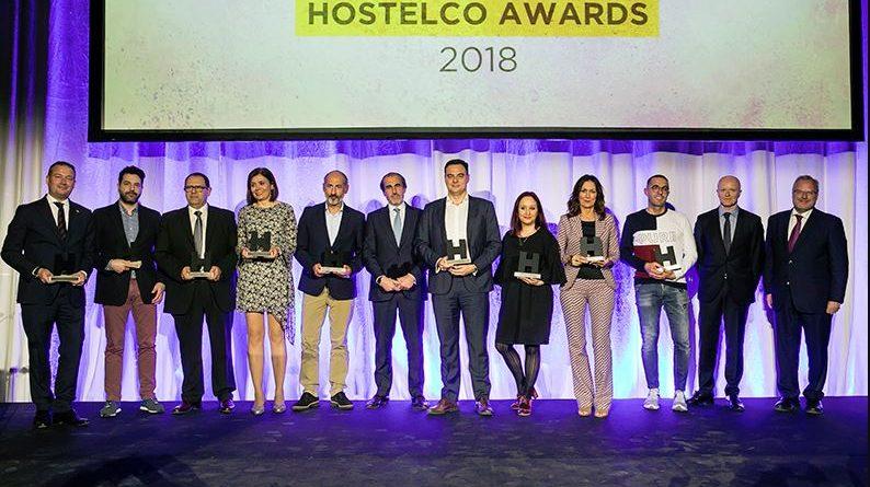Hostelco premia los mejores profesionales y proyectos de restauración y hostelería del año