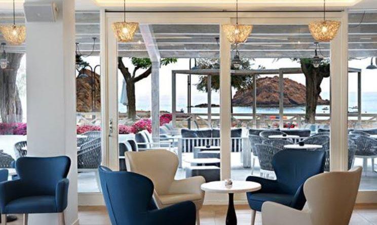 Mercè Borrell presenta un hotel al más puro estilo mediterráneo