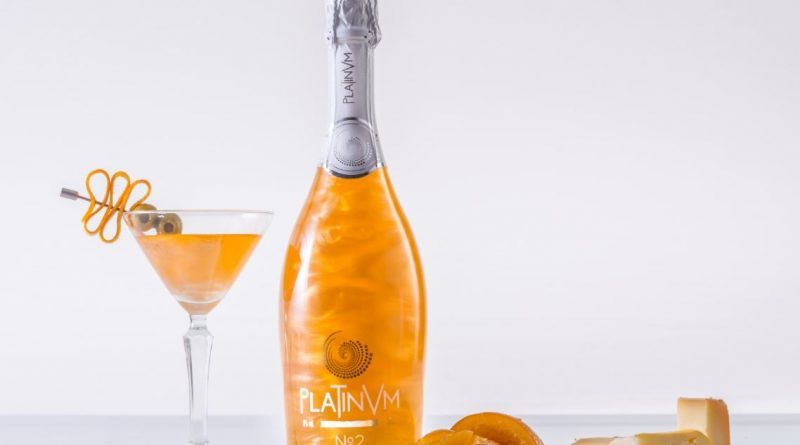 Platinvm reinventa el aperitivo con  su nuevo sparkling n.º2 de Vermouth y Naranja