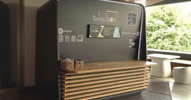 Azkoyen desarrolla TentoBOX el primer restaurante 4.0 del mercado