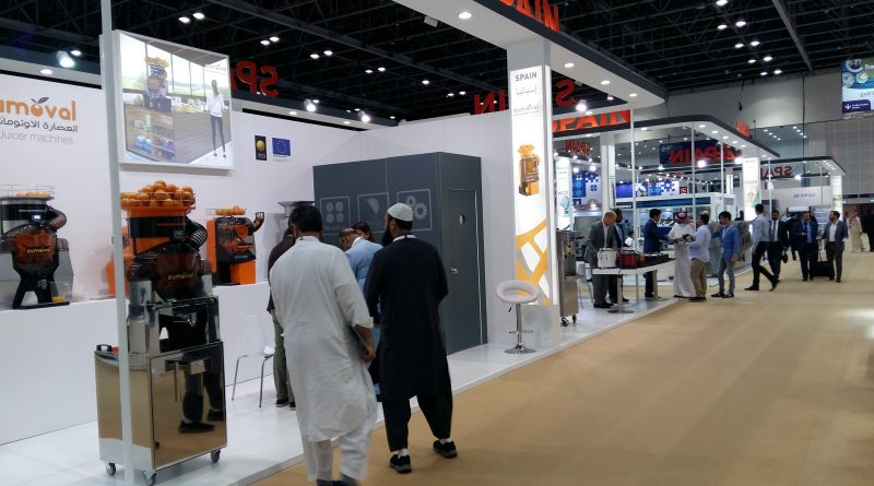 Los fabricantes españoles de equipamiento para hostelería han llevado sus novedades a la feria GulfHost de Dubái
