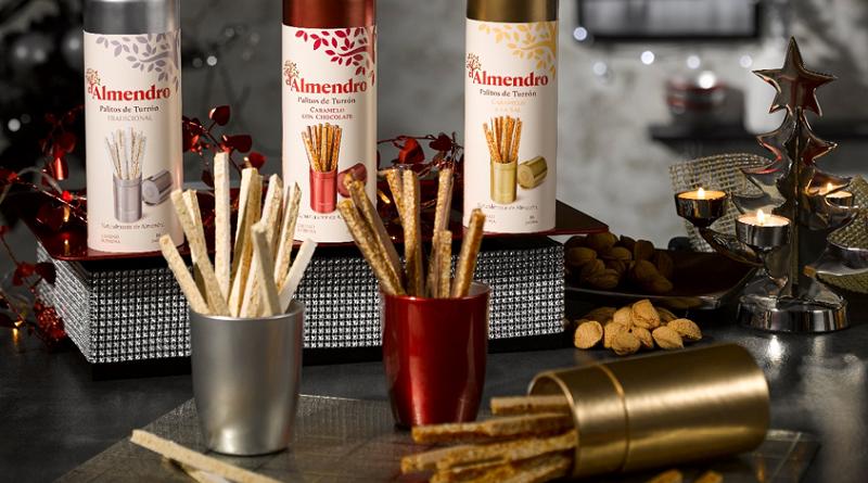 Estas navidades El Almendro vuelve a casa con nuevas formas de comer turrón