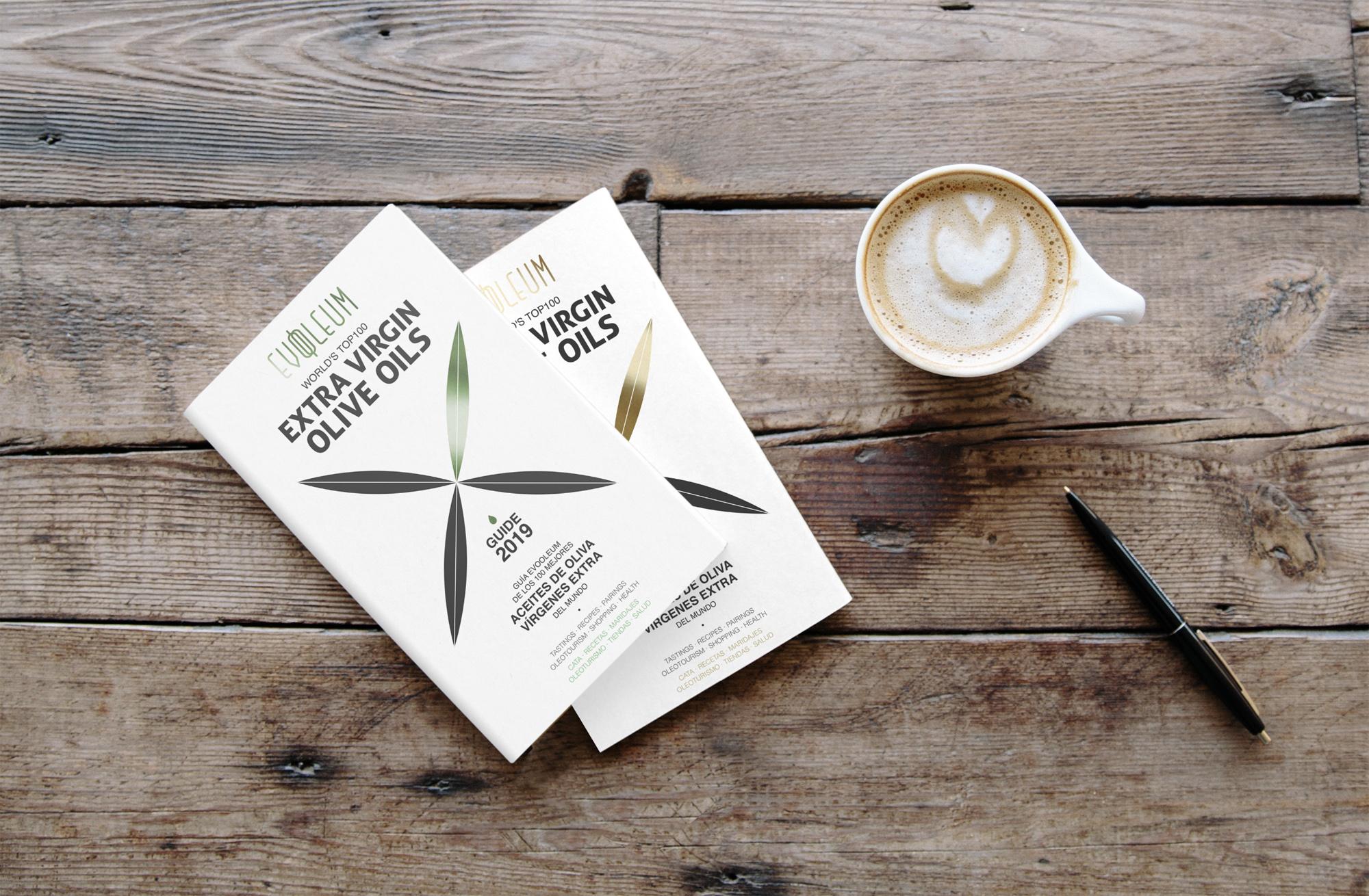 Llega al mercado Evooleum 2019, la influyente guía de los 100 mejores AOVEs del mundo