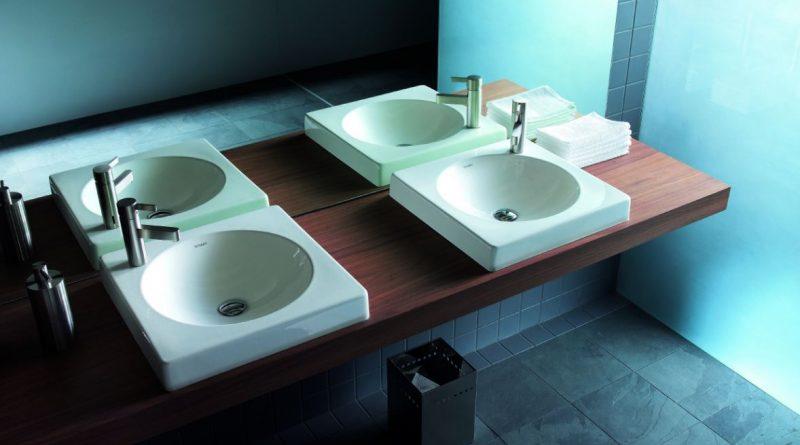 Diseños únicos y sostenibles para baños de restaurantes