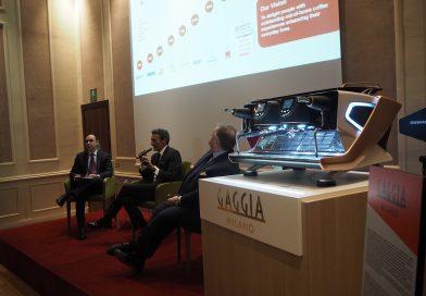 Evoca Group celebra el 80º aniversario de Gaggia Milano y anuncia el relanzamiento de la marca con una nueva gama de máquinas de café profesionales