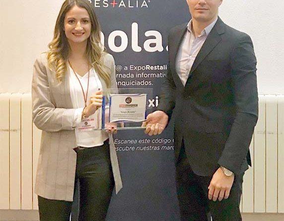 Grupo Restalia recibe el Premio AsturFranquicia 2018