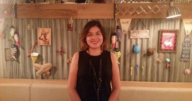 Entrevista con Carolina Casas, responsable del restaurante Macondo