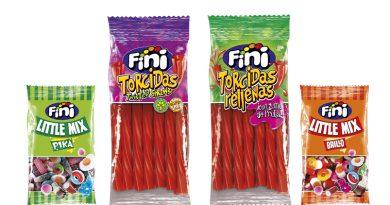 Fini Golosinas lanza su primera gama para vending