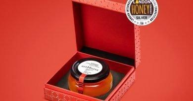 Nuevos reconocimientos para artMuria en los London International Honey Award LIHA 2019