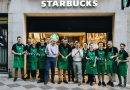 Starbucks® abre su local 150