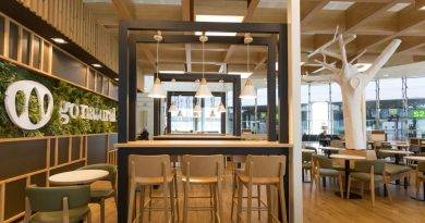 4Retail ejecuta las obras de un restaurante de cocina rápida para Eat Out Group en el Aeropuerto de Barcelona-El Prat