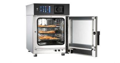 Eurofred presenta KORE, el nuevo horno compacto con caldera de alta eficiencia