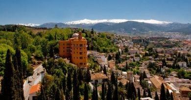 El hotel Alhambra Palace de Granada renueva su página web