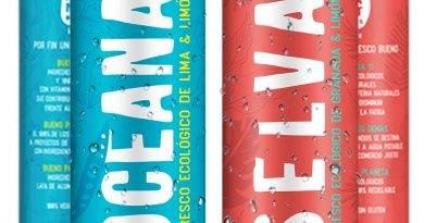 AUARA presenta Planet Drinks, la primera marca de refrescos funcionales, ecológicos y de comercio justo del mundo