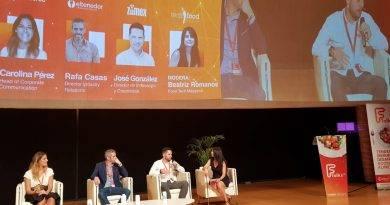 ZUMEX®, de Hábitat Valencia a Ftalks'19 para enseñar el futuro de la alimentación con zumo recién exprimido