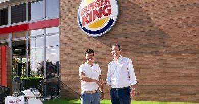Burger King y Just Eat cierran un acuerdo histórico para ampliar su servicio de entrega a domicilio en España
