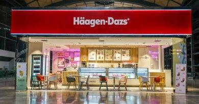 4retail construye la nueva heladería Häagen Dazs en Alicante