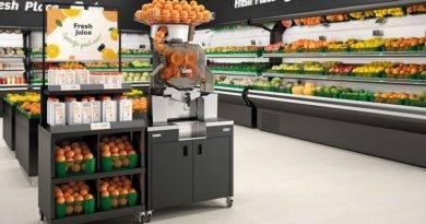 ZUMEX® cambia la tendencia y aúpa el crecimiento del zumo recién exprimido en tienda en los retailers europeos