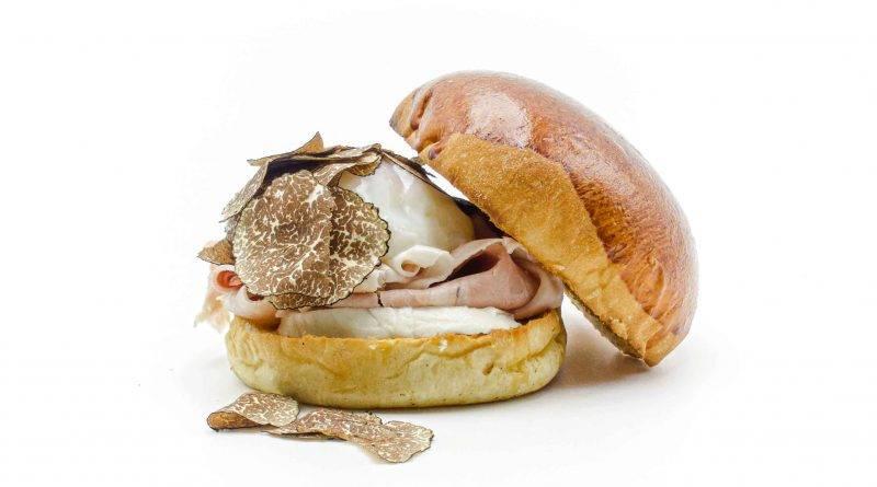 Casabase presenta Oro Nero: su nuevo panino de trufa