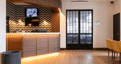Adore Monarch, el suelo vinílico de Gabarró perfecto para el interiorismo de hoteles