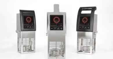 Nueva gama de cocedores sous-vide SmartVide de Sammic
