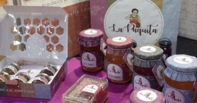 Miel La Paquita presenta su nuevo expositor de panal de miel para HORECA en el Fòrum Gastronòmic Barcelona 2019