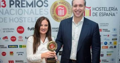 Linkers recibe el premio al mejor proveedor nacional de hostelería 2019
