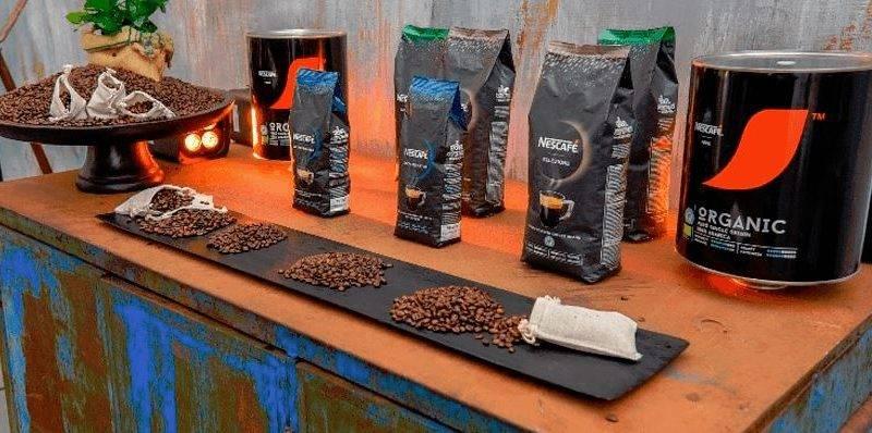 Nuevo Nescafé en grano premium para la hostelería