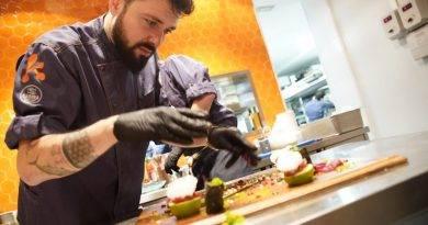 Krápula, el nuevo restaurante del Grupo Zoko