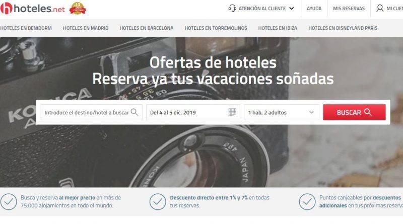 Alianza de integración entre Hoteles.net y Booking.com