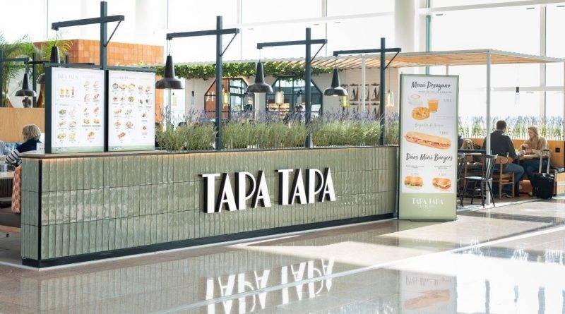 4Retail construye un nuevo restaurante Tapa Tapa en el Aeropuerto de El Prat de Barcelona