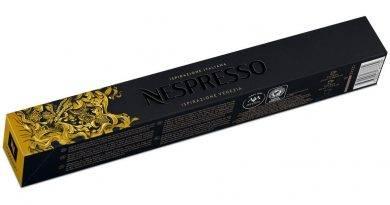 Nueva gama de Nespresso