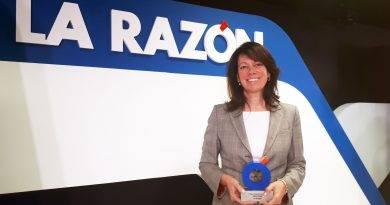 """Selecta España, Premio Comunidad de Madrid """"Vending Saludable"""""""