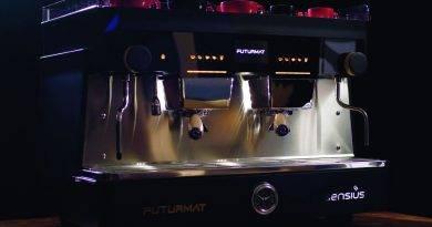 La nueva Futurmat Sensius Gold  de Quality Espresso en la feria HIP
