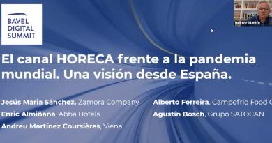 La digitalización del canal HORECA, clave en la era post Covid-19