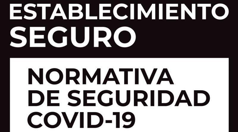 Nace el sello 'Establecimiento seguro' para certificar los locales que cumplen la normativa de seguridad frente al COVID-19