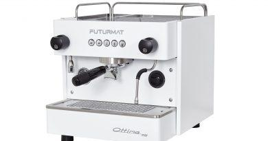 Quality Espresso amplía la Futurmat Ottima Evo con el nuevo modelo de 1 grupo