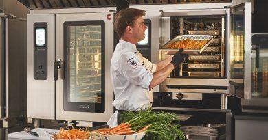 Convotherm lanza una nueva gama de hornos combi: Convotherm maxx