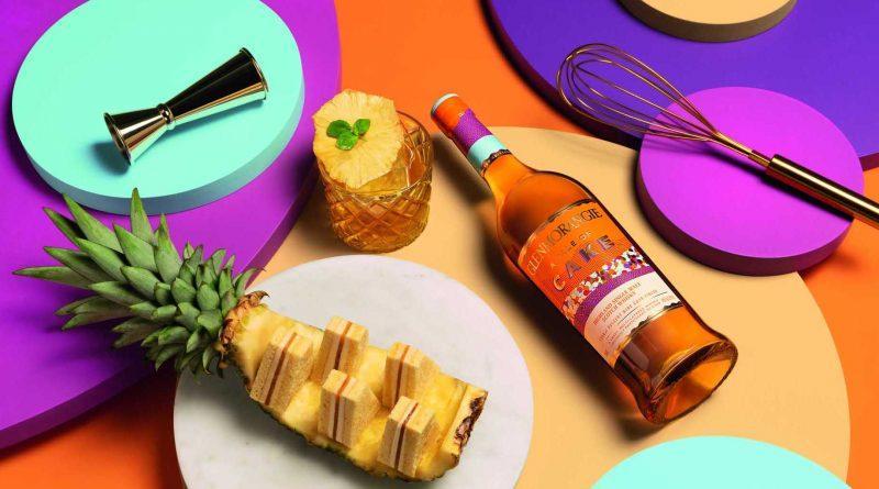 Glenmorangie presenta A Tale of Cake, un single malt inspirado en el delicioso mundo de la repostería