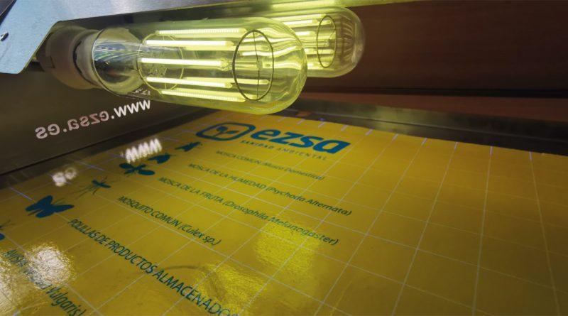 EZSA crea los primeros insectocutores LED para el control de plagas en hostelería que ahorran un 75 % de energía