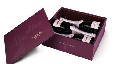 Maison Krug presenta la primera caja de cata vertical de Krug Rosé