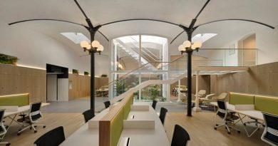Cubiñá Contract equipa la última apertura de Àtic Barcelona Business Center